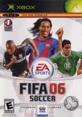 Box shot of FIFA Soccer 06 [North America]