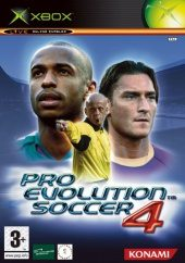 Box shot of Pro Evolution Soccer 4 [Europe]