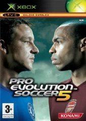 Box shot of Pro Evolution Soccer 5 [Europe]