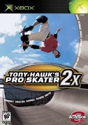 Tony Hawk Pro Skater 1. Tony Hawk's Pro Skater 2x