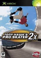 Box shot of Tony Hawk's Pro Skater 2x [North America]