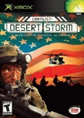 Box shot of Conflict: Desert Storm [North America]
