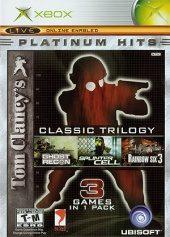 Box shot of Tom Clancy's Rainbow Six 3 [North America]