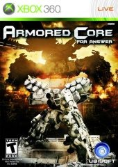 Box shot of Armored Core: For Answer [North America]