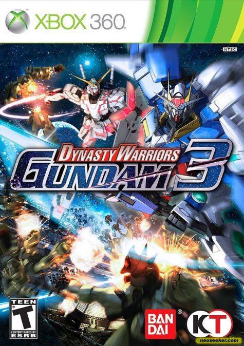 Dynasty Warriors: Gundam 3 - XBOX360 - NTSC-U (North America)
