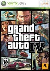 Box shot of Grand Theft Auto IV [North America]