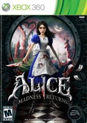 Box shot of Alice: Madness Returns [North America]