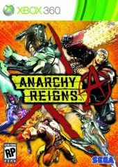 Box shot of Anarchy Reigns [North America]