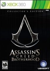 Box shot of Assassin's Creed: Brotherhood  [North America]