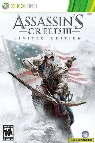 Assassin's Creed III - XBOX360 - NTSC-U (North America)