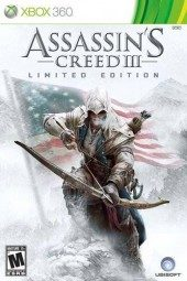 Assassin's Creed III (North America Boxshot)