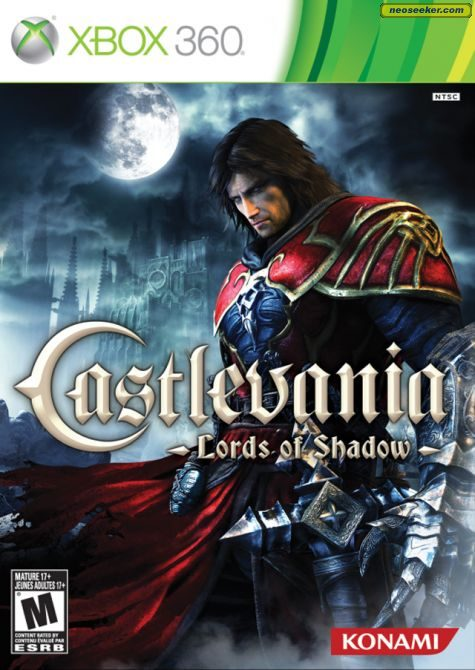 Castlevania: Lords of Shadow - XBOX360 - NTSC-U (North America)