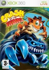 Box shot of Crash of the Titans [Europe]