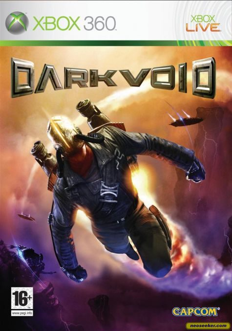 Dark Void - XBOX360 - PAL (Europe)