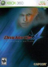 Box shot of Devil May Cry 4 [North America]
