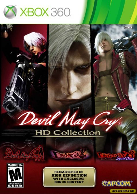 Devil May Cry HD Collection (2012) XBOX360-COMPLEX