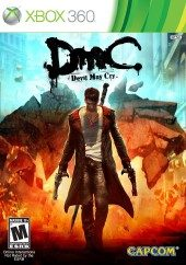 DmC - Devil May Cry (North America Boxshot)
