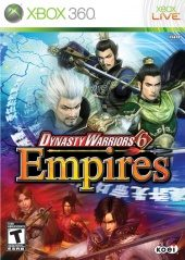 Dynasty Warriors 6: Empires (North America Boxshot)