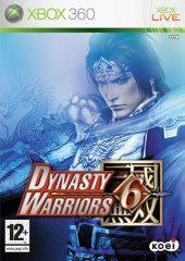 Box shot of Dynasty Warriors 6 [Europe]