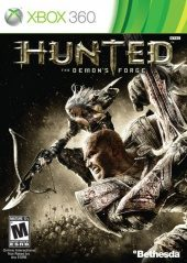 Box shot of Hunted: The Demon's Forge  [North America]