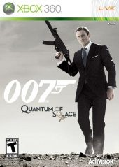 Box shot of James Bond: Quantum of Solace [North America]