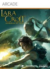 Lara Croft and the Guardian of Light (North America Boxshot)