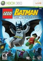 Box shot of Lego Batman: The Videogame [North America]