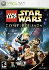 Box shot of Lego Star Wars: The Complete Saga [North America]