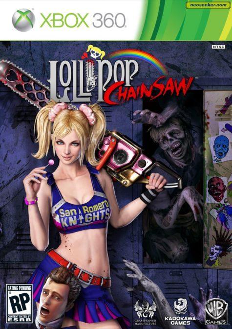 Lollipop Chainsaw - XBOX360 - NTSC-U (North America)