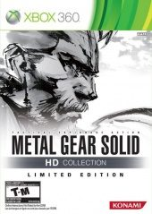 Box shot of Metal Gear Solid HD Collection [North America]