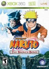 Box shot of Naruto: The Broken Bond [North America]