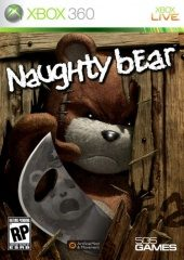Box shot of Naughty Bear [North America]