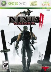 Box shot of Ninja Gaiden II [North America]