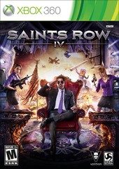 Box shot of Saints Row IV [North America]