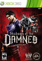 Box shot of Shadows of the Damned [North America]