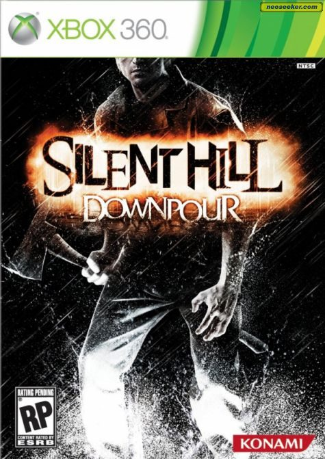 Silent Hill: Downpour - XBOX360 - NTSC-U (North America)