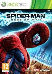 Box shot of Spider-Man: Edge of Time [Europe]