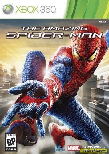 The Amazing Spider-Man - XBOX360 - NTSC-U (North America)