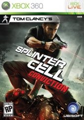 Tom Clancy's Splinter Cell: Conviction (North America Boxshot)