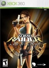 Box shot of Tomb Raider: Anniversary [North America]