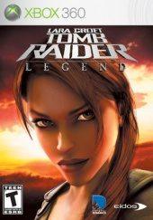 Box shot of Tomb Raider: Legend [North America]