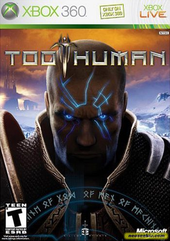 Too Human - XBOX360 - NTSC-U (North America)