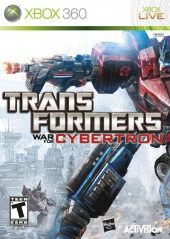 Transformers: War for Cybertron (North America Boxshot)