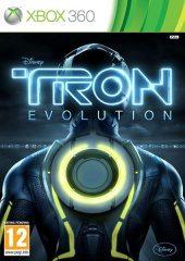 TRON: Evolution (Europe Boxshot)