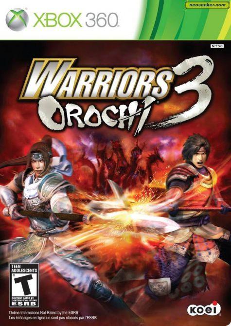 Warriors Orochi 3 - XBOX360 - NTSC-U (North America)