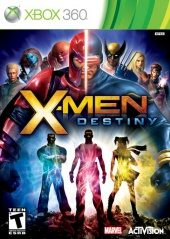 Box shot of X-Men: Destiny [North America]