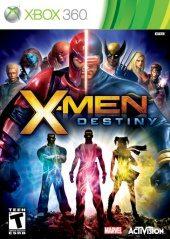 Box shot of X-Men: Destiny [North America]