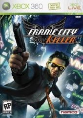 Box shot of <strike>Frame City Killer</strike> [North America]