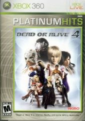 Box shot of Dead or Alive 4 [North America]