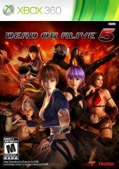 Box shot of Dead or Alive 5 [North America]
